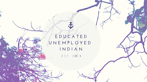 Education, unemployment, blog