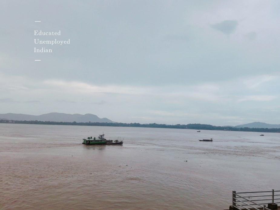 River Brahmaputra, Guwahati, North East India, Photography