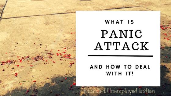 Panic attack, unemployment, stress, depression