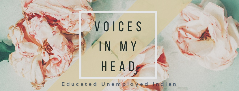 The heartache journal - Voices in my head