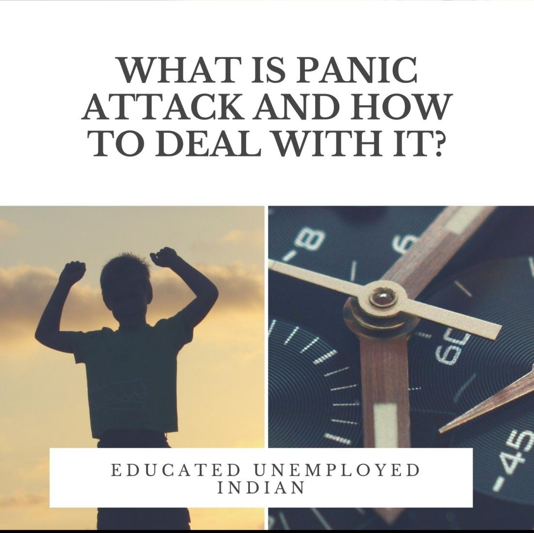 panic attack ebook