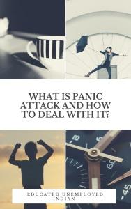 panic, panic attack, e book, free book, book cover