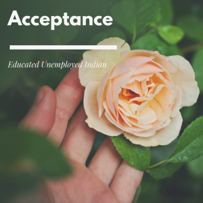 Word, power of words, acceptance