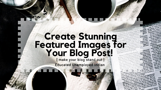 Buy, order, blog service, featured images for blog