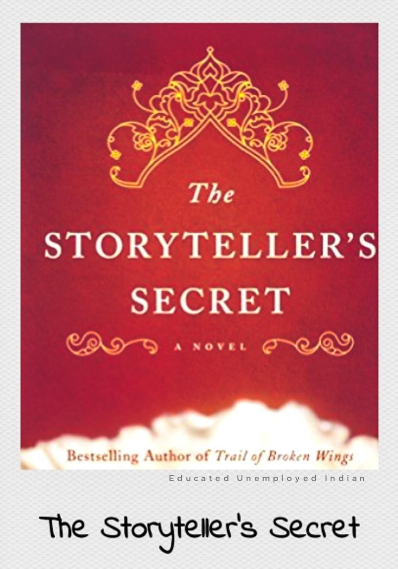 The storytellers secret, bestselling books in fiction