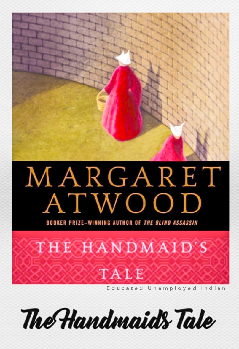 The handmaids tale, bestselling fiction book