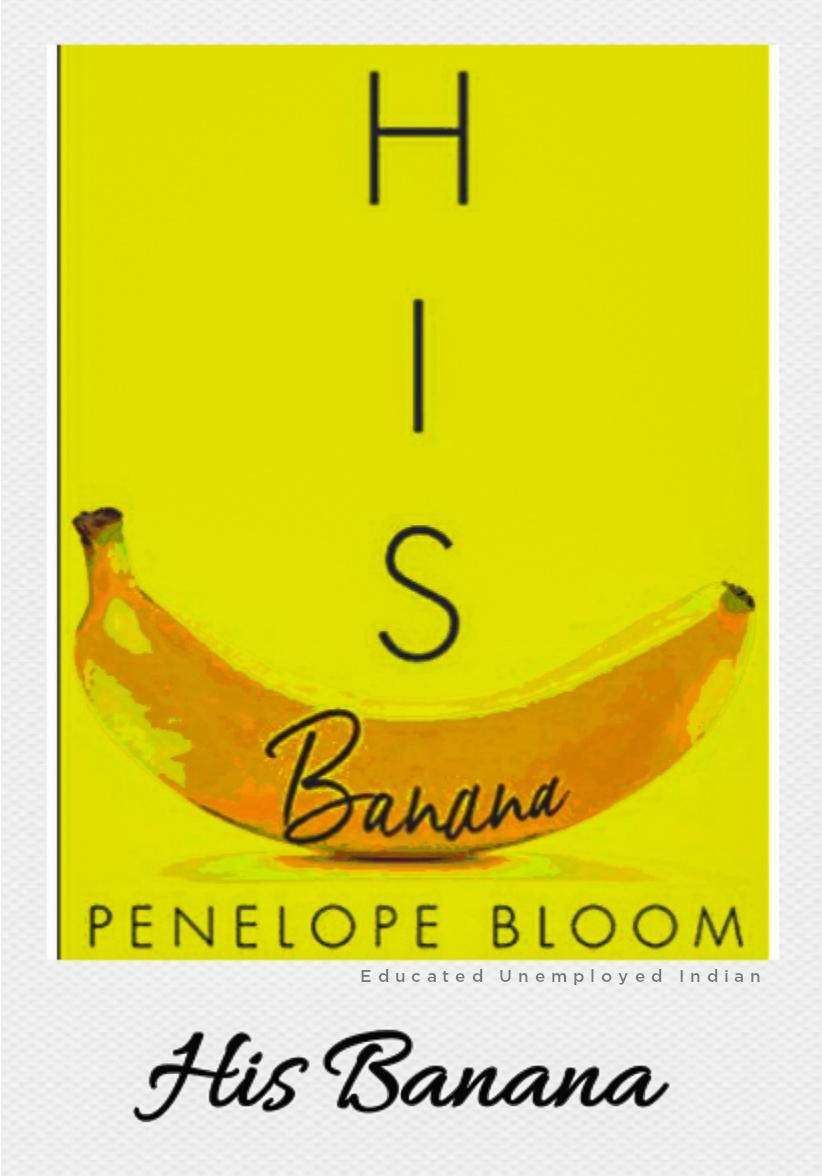 His banana, Amazon's bestselling books