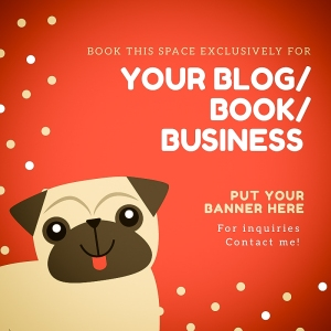 Promote blog, banner ad