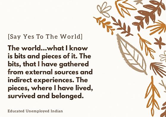Explore, world, exploring the world