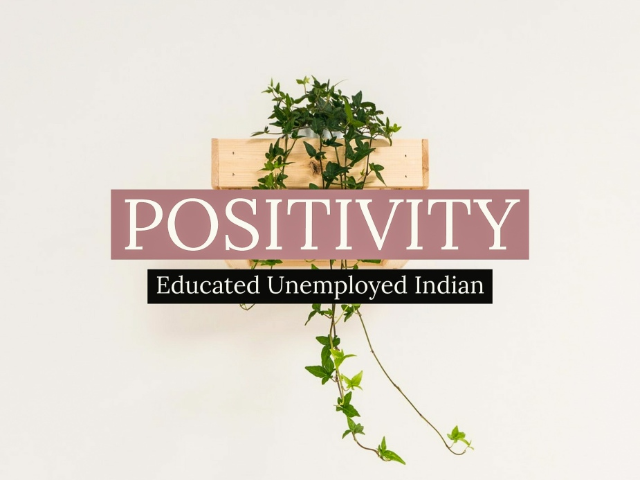 Word, words, positivity