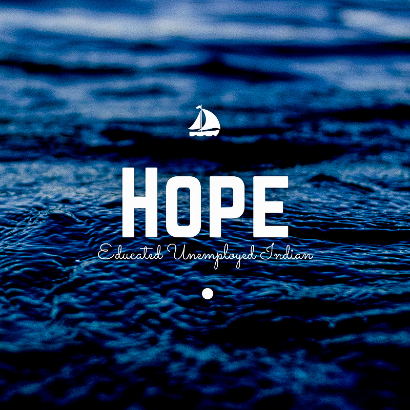Word of the day, hope