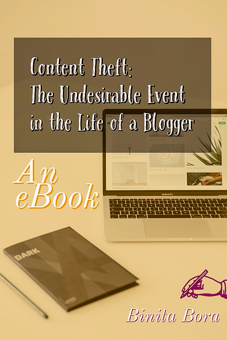 Content theft, ebook