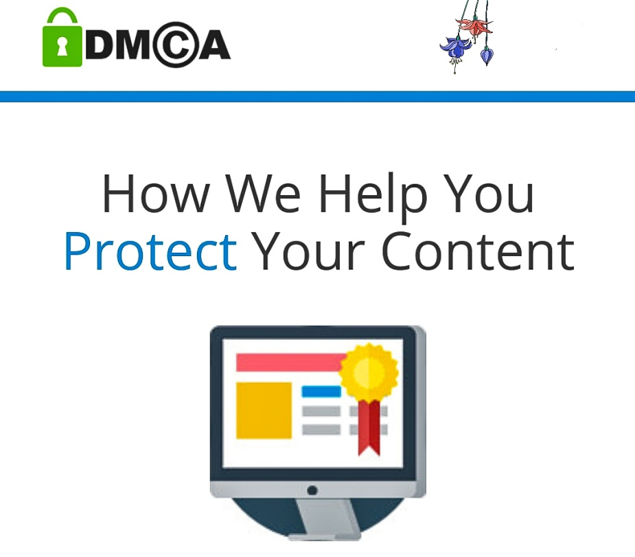 prevent content theft, DMCA