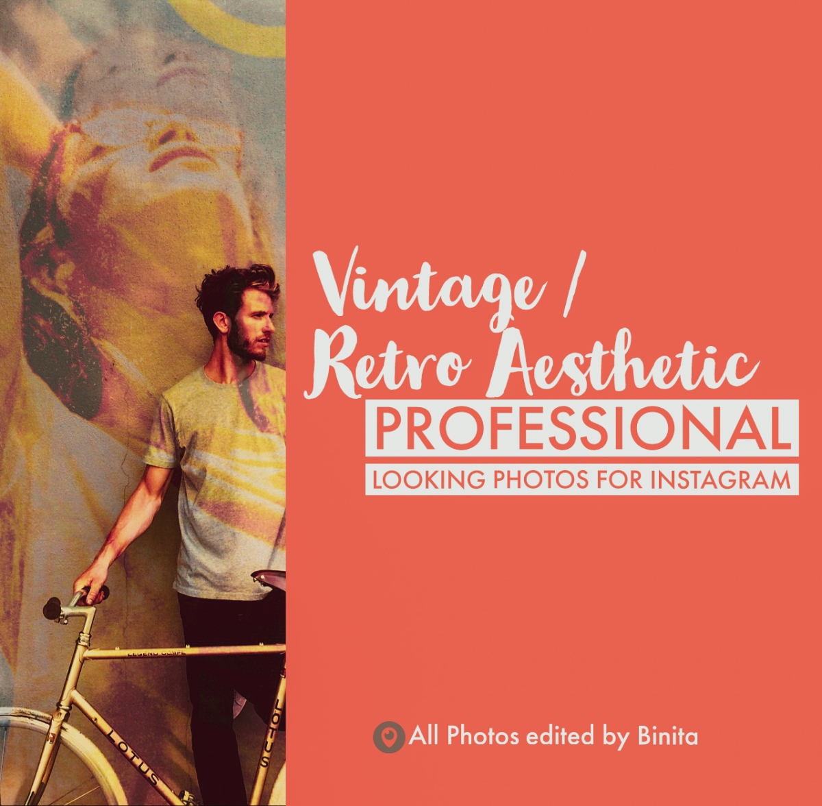 Vintage Aesthetics: Free Photo edits for Instagram