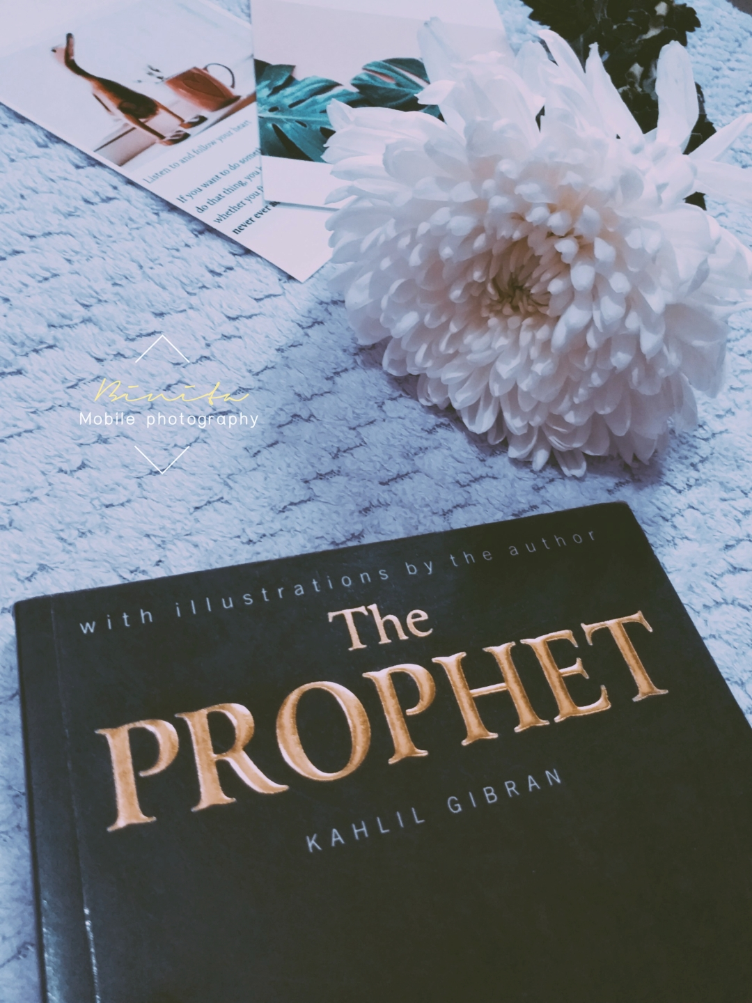 Book, the prophet, Khalil Gibran