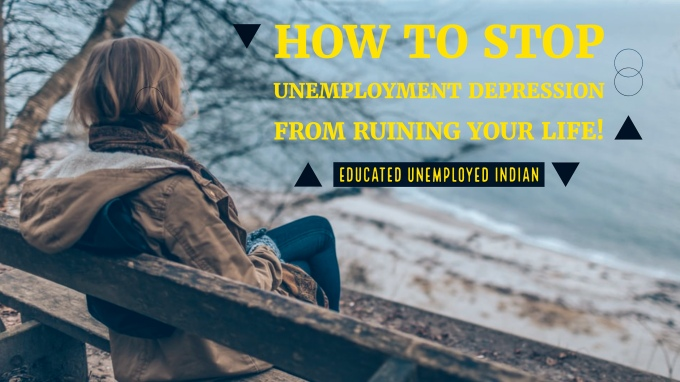 unemployment, depression, how to